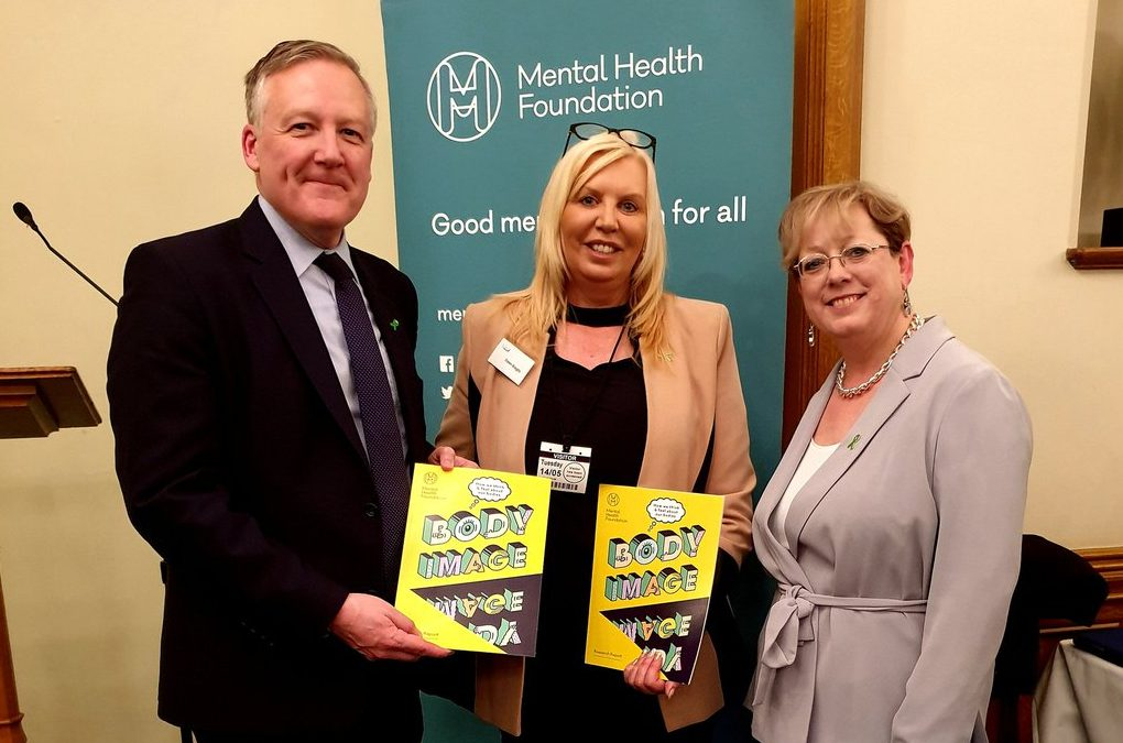 Kevan hosts Mental Health Foundation Event in Parliament