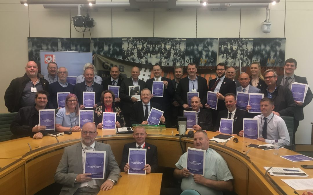 APPG for Shipbuilding and Ship Repair launches report into the National Shipbuilding Strategy